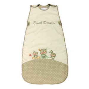 The Dream Bag Baby Sleeping Bag Sweet Dreams 6-18 Months 1.0 TOG - Beige by The Dream Bag