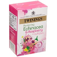 Twinings Echinacea & Raspberry Tea 20 Bag (order 4 for trade outer) / トワイニングエキナセアWWWWラズベリーティー20袋...