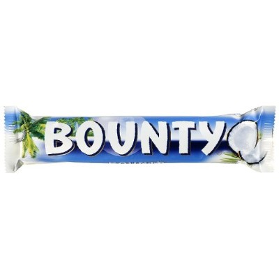 Bounty Milk Double 57 g (Pack of 24)