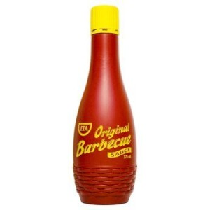 ETA Barbeque Sauce 375ml. by ETA Cosmetics