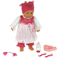 Princess Coralie 46cm Interactive Baby Doll by Princess Coralie [並行輸入品]