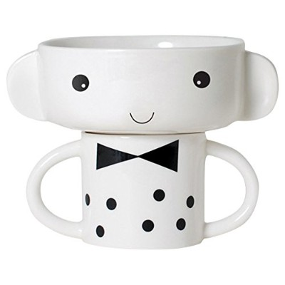 IMM Living Mealtime Stacking Set, Boy by IMM Living