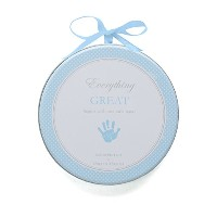 Child to Cherish My Child's Handprint with Hanger, Blue by Child to Cherish