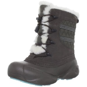 Columbia Sportswear Heather Canyon Winter Boot ( Toddler / Little Kid / Big Kid ) カラー: ブラウン