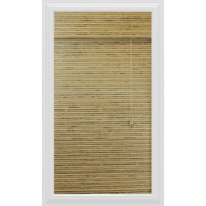 Calyx Interiors竹Roman Shade 32-Inch Width by 74-Inch Height ブラウン A04TBK320740