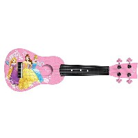 Disney ミニギター 子供用 プリンセス Princess Mini-Guitar by First Act - DP285