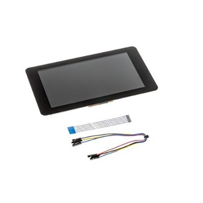 "KSY(RS) Raspberry Pi 公式 7"" Touchscreen Display for Pi 3/2/1 国内正規代理店版 899-7466"