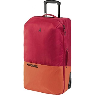 ATOMIC(アトミック)  スキーバッグ・ブーツバッグ BAG TROLLEY (トローリー ) 90L Red/BRIGHT RED AL5037610