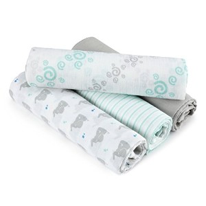 aden + anais Muslin Swaddle Plus, Baby Star by aden + anais