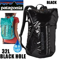 2015~2016 FALL/WINTER MODEL PATAGONIA BLACK HOLE PACK 32L ■ Black (BLK) ■ パタゴニア ブラックホール パック 32L...
