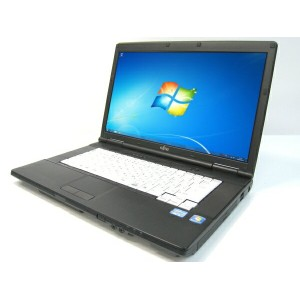 中古パソコン 【Windows7】[F103Aw] 富士通 LIFEBOOK A561/C (Core i3 2310M-2.1GHz 2GB 160GB DVD-ROM Windows7...
