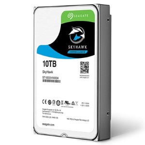 Seagate ST8000VX0022 Skyhawk シリーズ 3.5inch SATA 6Gb/s 8TB 7200rpm 256MB