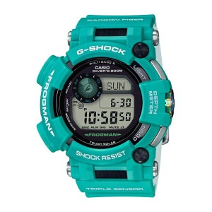 カシオ フロッグマン 腕時計 CASIO G-SHOCK FROGMAN Master of G Master in Marin Blue GWF-D1000MB-3JF