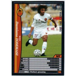 [WCCF]SERIE A 2002-2003Ver.1 251/288「ダミアーノ・トンマージ」黒カード【中古】