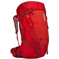 THULE(スーリー) Thule Versant 50L Mens Backpacking Pack Bing/レッド 211300男性用 レッド リュック バックパック バッグ...
