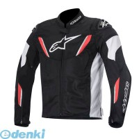 アルパインスターズ(alpinestars) [8051194749925] T-GP R AIR JACKET 123 BLACK WHITE RED 2XL【送料無料】
