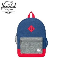 ≪The Herschel Supply Co.≫ ハーシェルキッズ リュック セトルメント バックパック ネイビー レッド 15.5リットル SETTLEMENT BACKPACK/YOUTH...