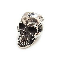 【Gabor ガボール】リング/157-A LARGE SKULL RING WITH JAW ★送料、代引き手数料無料!!