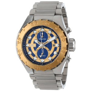インビクタ 時計 インヴィクタ メンズ 腕時計 Invicta Men's 13088 Pro Diver Chronograph Blue Textured Dial Stainless...