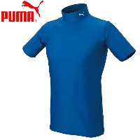 ○16FH PUMA(プーマ) Compression mock neck ss shirt 920582-04 メンズ