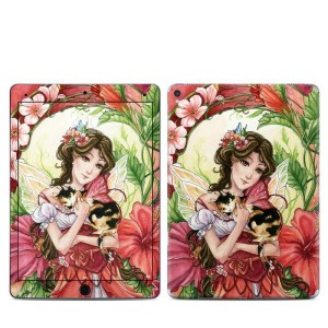 【Decalgirl】Apple iPad Pro9.7/iPad Pro12/iPad Air2/iPad Air/iPad3/iPad2/iPad用スキンシール【Hibiscus Fairy】...