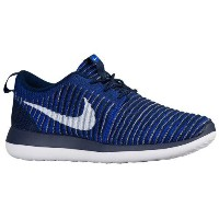 (取寄)Nike ナイキ メンズ ローシ 2 フライニット Nike Men's Roshe Two Flyknit College Navy White Paramount Blue