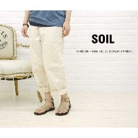 【ソイル SOIL】TONGUE HEEL HOLD STRAP SANDAL・ENSL1102-0341101【レディース】【RCP】【シューズ】