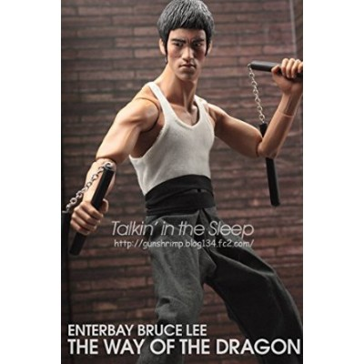 THE WAY OF DRAGON ドラゴンへの道/ BRUCE LEE 12inch FIGURE 豆魚雷 新品