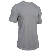 アンダーアーマー メンズ トップス Tシャツ【Under Armour Extend The Game T-Shirt】True Grey Heather/Graphite