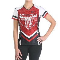 ムースジョー レディース トップス 半袖シャツ【Moosejaw MJ x Pearl Izumi CO-LAB Classic Moose MTB Launch LTD SS Jersey...