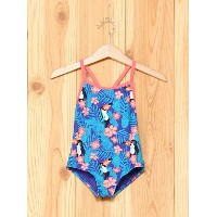 【SALE/40%OFF】ROXY GIRL (K)LITTLE TROPICS ONE P ロキシー ファッショングッズ【RBA_S】【RBA_E】