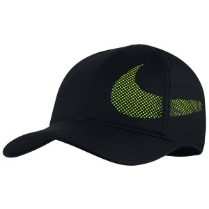 ナイキ メンズ 帽子 キャップ【Nike Feather Light Adjustable Cap】Black