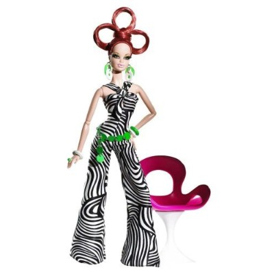 Barbie Collector Pivotal Mod Kelly Giftset by Barbie