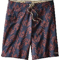 パタゴニア メンズ 水着・ビーチウェア 海パン【Patagonia Stretch Planing 20 Inch Board Short】Riverbird / Navy Blue