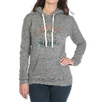 ムースジョー レディース トップス パーカー【Moosejaw Happy Together Pullover Hoody】Heather Grey