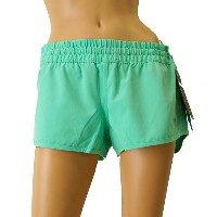 HURLEY WOMEN'S (ハーレー) ボードショーツ PHANTOM SOLID BEACHRIDER サーフパンツ BOARDSHORTS サーフィン SURFING