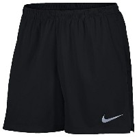 "ナイキ メンズ ランニング スポーツ Men's Nike Dri-FIT 5"" Flex Challenger Shorts Black/Black"