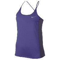 ナイキ レディース フィットネス スポーツ Women's Nike Dri-FIT Miler Tank Dark Iris/Dark Raisin