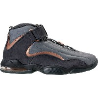 ナイキ メンズ スニーカー シューズ Men's Nike Air Penny IV Basketball Shoes Wolf Grey/Metallic Copper Coin