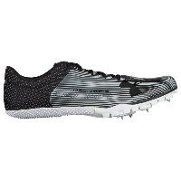 アンダーアーマー メンズ 陸上 スポーツ Men's Under Armour Kick Sprint Black/White/Black