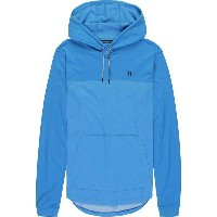 ハーレー メンズ パーカー&スウェット アウター Hurley Dri-Fit Lagos 3.0 Pullover Hoodie - Men's Light Photo Blue