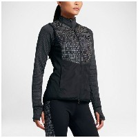ナイキ レディース フィットネス スポーツ Women's Nike Dri-FIT Aeroloft Flash Vest Black/Black/Reflective Silver