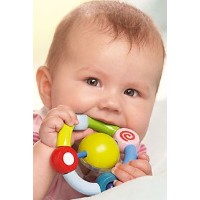【送料無料】【Haba Sola Clutching Toy by Haba】 b001r8wvgk