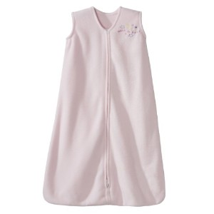 【送料無料】【HALO SleepSack Micro-Fleece Wearable Blanket Soft Pink Large by Halo】