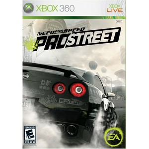 【Need for Speed Prostreet (輸入版:北米) XBOX360】