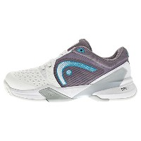 【送料無料】【Head Women 's Revolt Pro Tennis shoe-ホワイト/シアン/ blue- 10】 b00wourmiw