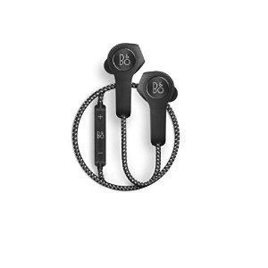 B&O Play BeoPlay H5 ワイヤレス Bluetooth イヤホン/リモコン・マイク付き/通話可能 ブラック BeoPlay H5 Black【国内正規品】