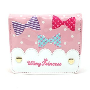 WINGHOUSE ( ウイングハウス)ウィング プリンセス リボン 財布 ピンク Wing Princess View Wallet