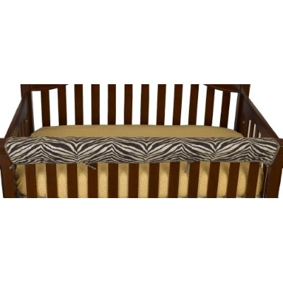 Cotton Tale Designs Crib Front Cover Up, Zufc Sumba by Cotton Tale Designs