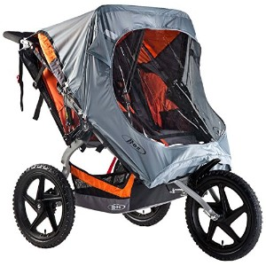 Bob Weather Shield For Pre-2016 Fixed Wheel Duallie Strollers by BOB